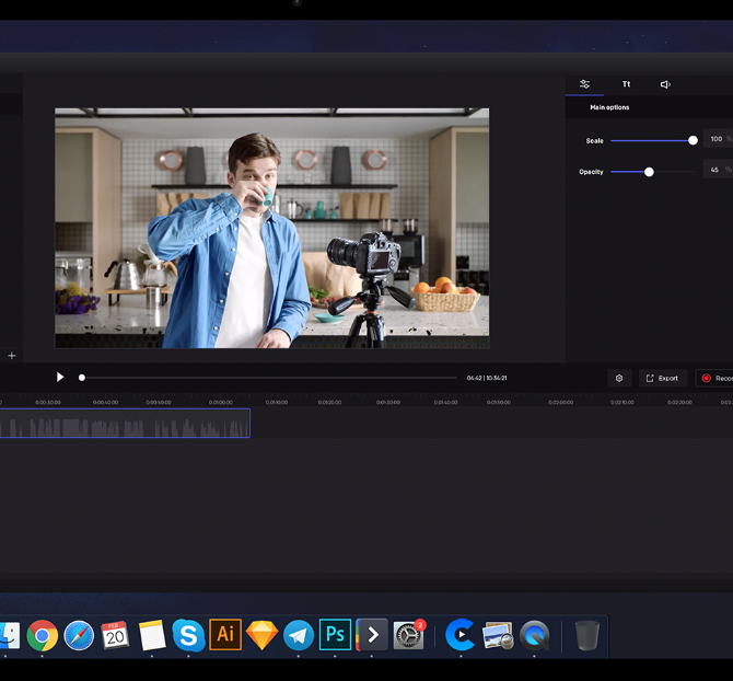 Video Marketing Studio - Mushbloom creates annually dozens of videos for customers: text to speech, explainer videos, presentations for products and services at affordable prices and fast turnaround.